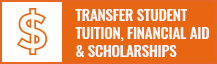 Transfer Student Tuition, Financial Aid & Scholarships