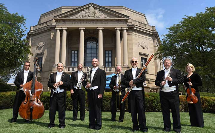 BW faculty who are members of the Cleveland Orchestra