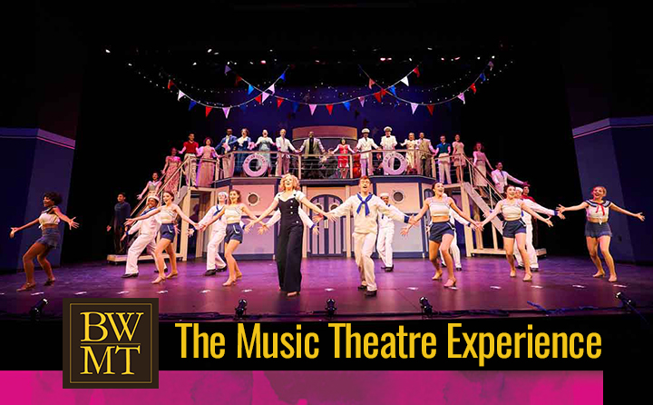The Music Theatre Experience slider image
