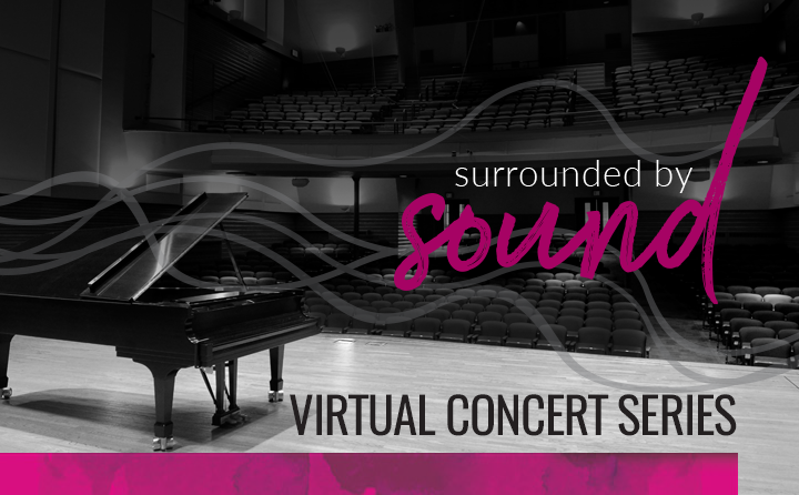 Connect with the BW Conservatory. Experience virtual performances on our YouTube channel >
