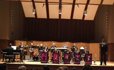 Photo of Jazz Ensemble