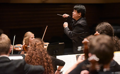 Photo of BW Symphony Orchestra