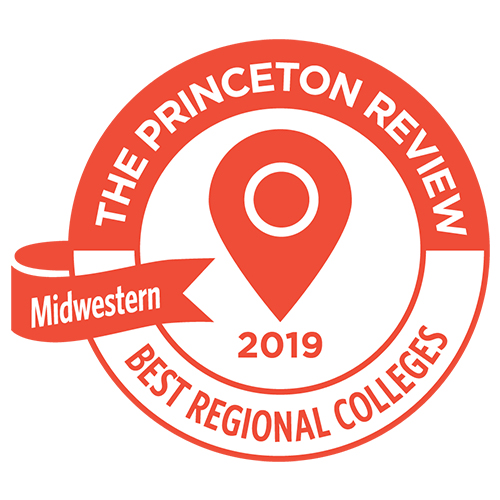 The Princeton Review Midwestern Best Regional Colleges 2019