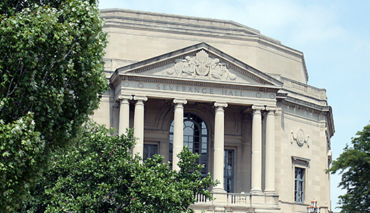 Photo of Severance Hall