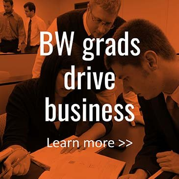 BW Grads Drive Business