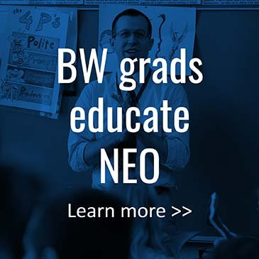 BW Grads Educate Northeast Ohio