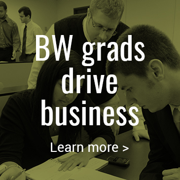 BW grads drive business: Click to learn more