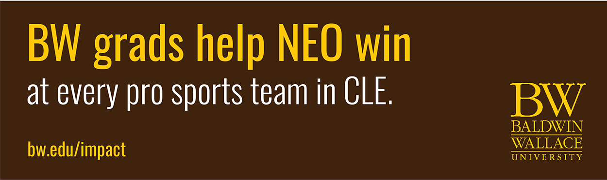 BW grads help NEO win at every pro sports team in CLE