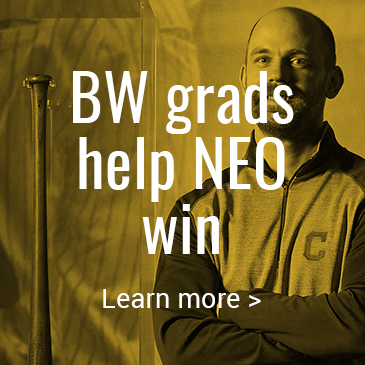 BW grads help NEO win: Click to learn more