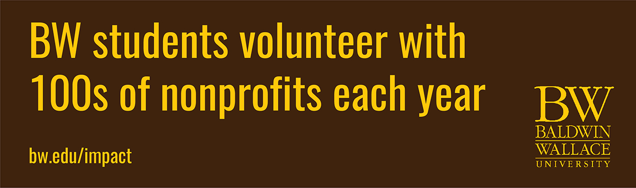 BW students volunteer with 100s of nonprofits each year