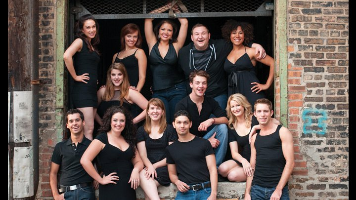 2010 Music theater Seniors poster