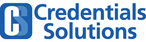 logo for Credentials Solutions