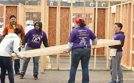 image of 2016 Habitat for Humanity Build
