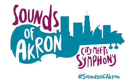 Sounds of Akron logo