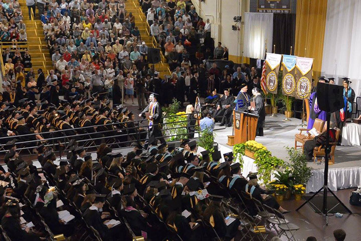 BW Spring 2016 Commencement