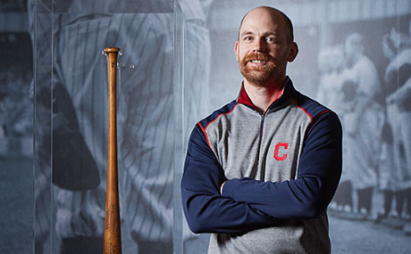 BW grad and Cleveland Indians curator Jeremy Feador