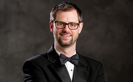 BW Grad Named New Assistant Conductor