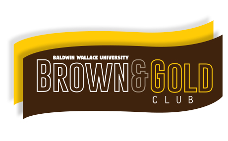 BW Brown and Gold Club logo