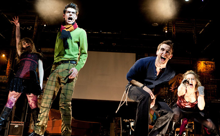 BW presents RENT in 2011