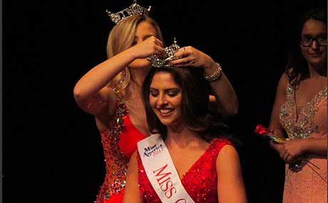 Madeline Carter Miss Greater Cleveland Crowning