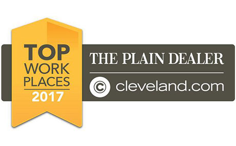 Plain Dealer NEO Top Workplaces logo