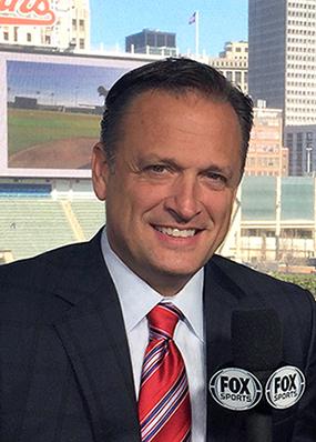 Cleveland Indians broadcaster Matt Underwood '90 to speak at commencement