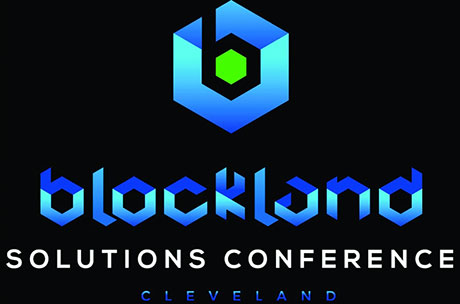 Blockland Solutions Conference logo