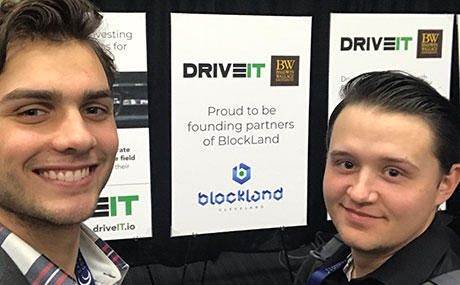 BW finance and accounting major, Nathan Poliori '20, and finance and business administration major, Brandon Fatsie '19, were among 50 BW students given the opportunity to attend the Blockland Conferen