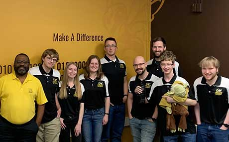 Bw Cybersecurity Team Earns Top Spot In Ccdc Ohio Qualifier