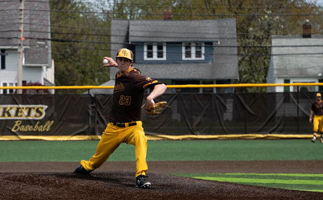 Photo of former BW Yellow Jacket pitcher Danny Cody