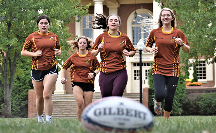 Image of Women's Rugby