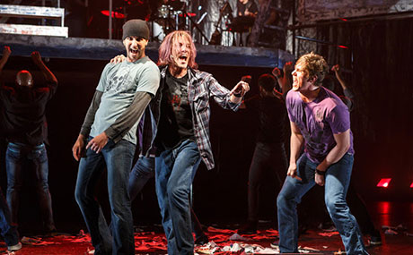 """American Idiot"" Showcases Vocal Chops of BW Students, Grad"