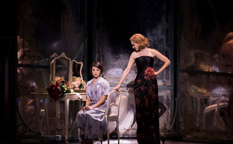 "BW Alumna Stars in Broadway's ""An American in Paris"""